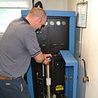 Breathing Air Compressor Maintenance & Air Quality Testing
