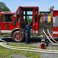 Fire Apparatus PM & Pump Testing